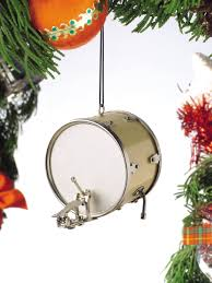 buy bass drum ornament gift