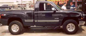 Chevy Silverado Truck Accessories - manufacturers of high quality nerf steps prerunners harley bars