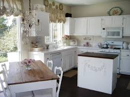 farmhouse kitchen decor arch lamp colorful floral patern sofa
