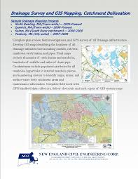 Salem Massachusetts Map by New England Civil Engineering Corp Gps Survey U0026 Database