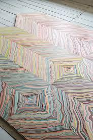 funky marbelous wood floors look like marble
