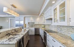 Kitchen Countertop Ideas With White Cabinets 34 Gorgeous Kitchens With Stainless Steel Appliances