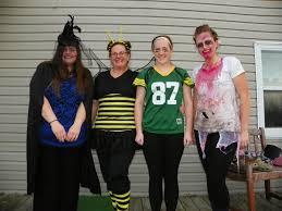 dicky bird u0027s nest zumba halloween costume party