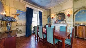 diningroom surprise on mid 19th century blackrock terrace