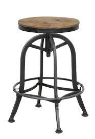 Adjustable Height Chairs Trent Design Southbridge Adjustable Height Swivel Bar Stool
