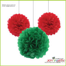 tissue paper decorations china tissue paper flower pom poms garlands for christmas