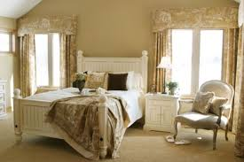 french country bedroom ideas cream stylish workdesk office space