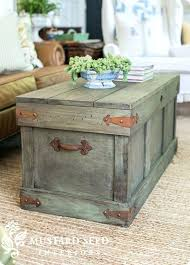 Chest End Table Side Table Chest Side Table Medium Size Of Coffee Steamer Trunk