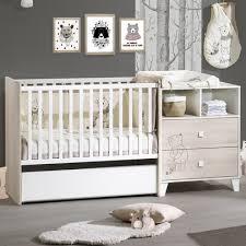 chambre winnie aubert winnie l ourson lit combiné évolutif beige blanc de sauthon baby s