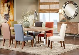 Rooms To Go Dining Room Furniture Combining Rustic Charm With Modern Updates The San Francisco