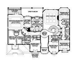 House Plans With Master Suite On Second Floor Master Bedroom With It All Even A Morning Kitchen Plan106s 0064