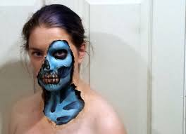 Skeleton Face Painting For Halloween by 182 Best Fp Shulls Images On Pinterest Costumes Face