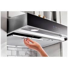 whirlpool under cabinet range hood wvu57uc0fs whirlpool 30 under cabinet range hood with full width