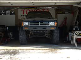 1987 toyota 4runner lift kit ifs county 4 lift install will 35 tires fit ih8mud forum