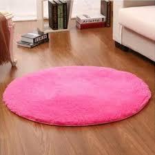 Shag Carpet Area Rugs Lochas 4 Feet Round Area Rugs Super Soft Living Room Bedroom Home