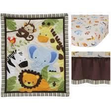 Team Safari Crib Bedding Lambs Bedtime Originals Jungle Buddies 3 Crib Bedding