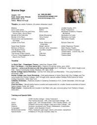 Advertising Account Executive Resume Examples Of Resumes 93 Mesmerizing Resume For Jobs Doc U201a Bpo Jobs