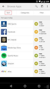 find android app how to find the newest android apps on play