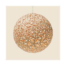 Paris Pendant Light by Sola Lampshade In Exhibition At Pompidou Center In Paris France