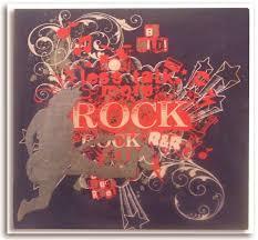 tableau pour chambre ado déco chambre rock n roll exemples d aménagements