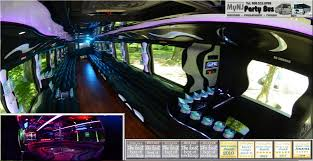 party bus prom nj party bus limo buses new jersey limousine party bus