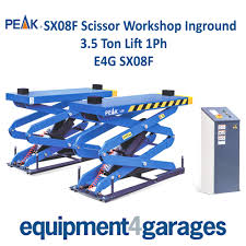 peak scissor lift sx08f 3 5 ton single phase