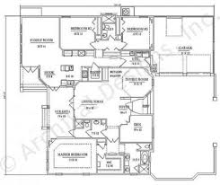brussel court courtyard house plan ranch style house plan