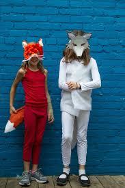 Kids Fox Halloween Costume Costume Making Party Kids U2013 Diy Costumes Kids Clothing