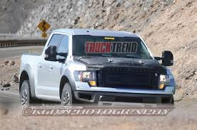 ford raptor 2016 caught 2016 ford f 150 raptor mule photo u0026 image gallery