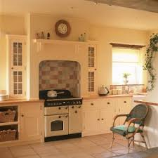 country kitchen tile ideas modren kitchen tiles country style with seating wooden painted
