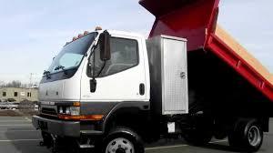 mitsubishi truck 1998 2004 mitsubishi fuso diesel 4wd 4x4 11ft mason dump truck w ipack
