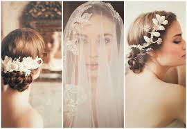 vintage bridal hair 2015 vintage wedding hair accessories by jannie baltzer