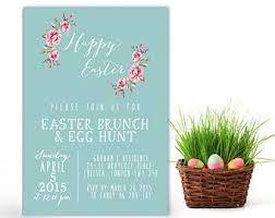 easter brunch invitations easter brunch invitation easter egg hunt invitation easter
