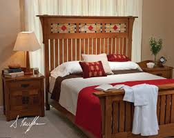Best Arts  Crafts Bedrooms Images On Pinterest Craftsman - Arts and craft bedroom furniture