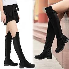 womens boots peacocks 26 innovative flat black knee high boots for sobatapk com