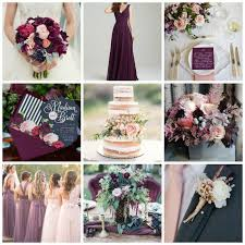 blush plum wedding inspiration burgh brides