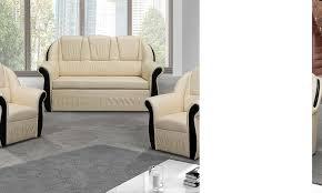 ensemble de canapé ensemble canapé convertible avec coffre et 2 fauteuils