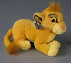 110 357 simba lion king stuffed animal teddy bears