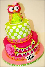 111 best cakes 3 d owls images on pinterest owl parties owl