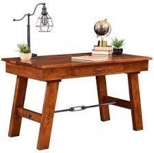 Laptop Desks Amish Writing Laptop Desks Solid Wood Construction In Writing