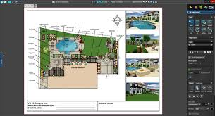 Virtual Backyard Design by 3d Pool And Landscaping Design Software Overview Vip3d