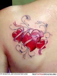 best 25 3 hearts tattoo ideas on pinterest family heart tattoos
