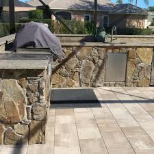 florida falls and stone co outdoor kitchens