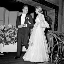 1950s look inspiration grace kelly in evening wear culcreuch