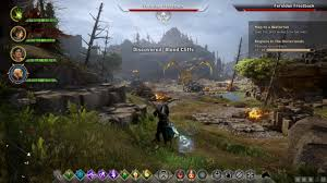 Dragon Age World Map by Dragon Age Inquisition Review Techcrunch
