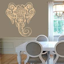 Wall Decals Mandala Ornament Indian by Online Get Cheap Indian Animal Symbols Aliexpress Com Alibaba Group