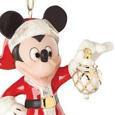 disney mickey mouse ornament decorate the season 2016 lenox