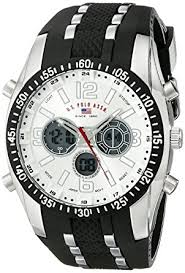 watch button amazon prime black friday sales amazon com u s polo assn sport men u0027s us9061 watch with black