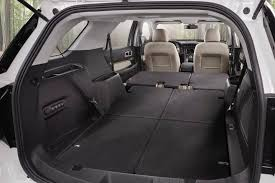 Most Interior Space Suv 2016 Ford Explorer Base Suv Review U0026 Ratings Edmunds