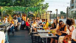 Top Rooftop Bars In London Best Rooftop Bars In The Uk For Long Summer Night Drinking